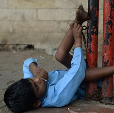 Four charts show how India lags in tackling inequality