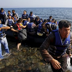 Over 131,000 refugees have reached Europe by sea in 2016, says United Nations