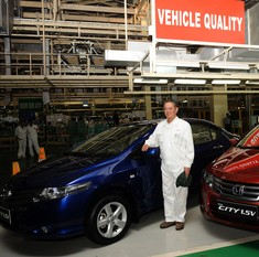 Honda to recall over 90,000 diesel cars in India