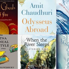 The reader's quick guide to the six works of fiction shortlisted for the Hindu Prize
