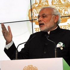Paris summit: Narendra Modi says climate change a major global challenge, but not of India's making