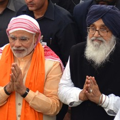 Months before Punjab elections, is the BJP-Akali Dal alliance on the rocks?