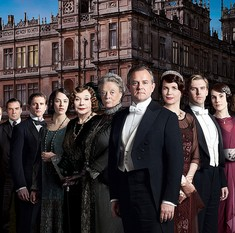 'Downton Abbey' in an American accent