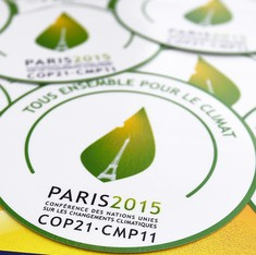 First draft of climate change pact drawn up in Paris