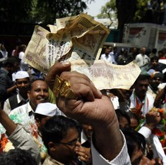 With two months to go for elections in Kerala, political parties are already low on cash