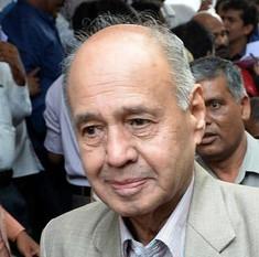 Karnataka Lokayukta steps down over bribery allegation