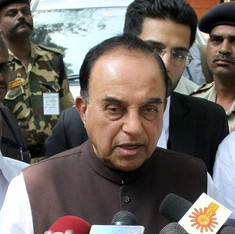 Delhi gangrape case: Dangerous to free  juvenile convict, says Subramanian Swamy