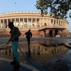 Government proposes to double MPs' salaries to Rs 2.8 lakh a month
