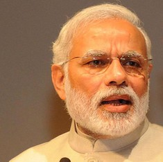 Narendra Modi breaks silence on Rohith Vemula's suicide, says he was saddened by it