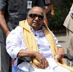 The big news: DMK chief M Karunanidhi admitted to hospital again, and nine other top stories