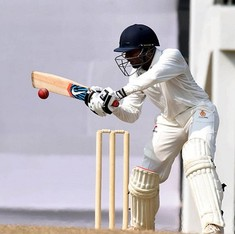 Rest of India chase down record 482 against Mumbai to win Irani Cup
