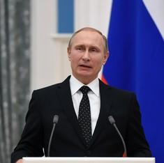 Turkey shot down warplane to protect ISIS oil supply, says Putin