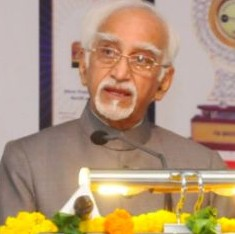 Feeling of unease among Muslims in the country, says outgoing Vice President Hamid Ansari