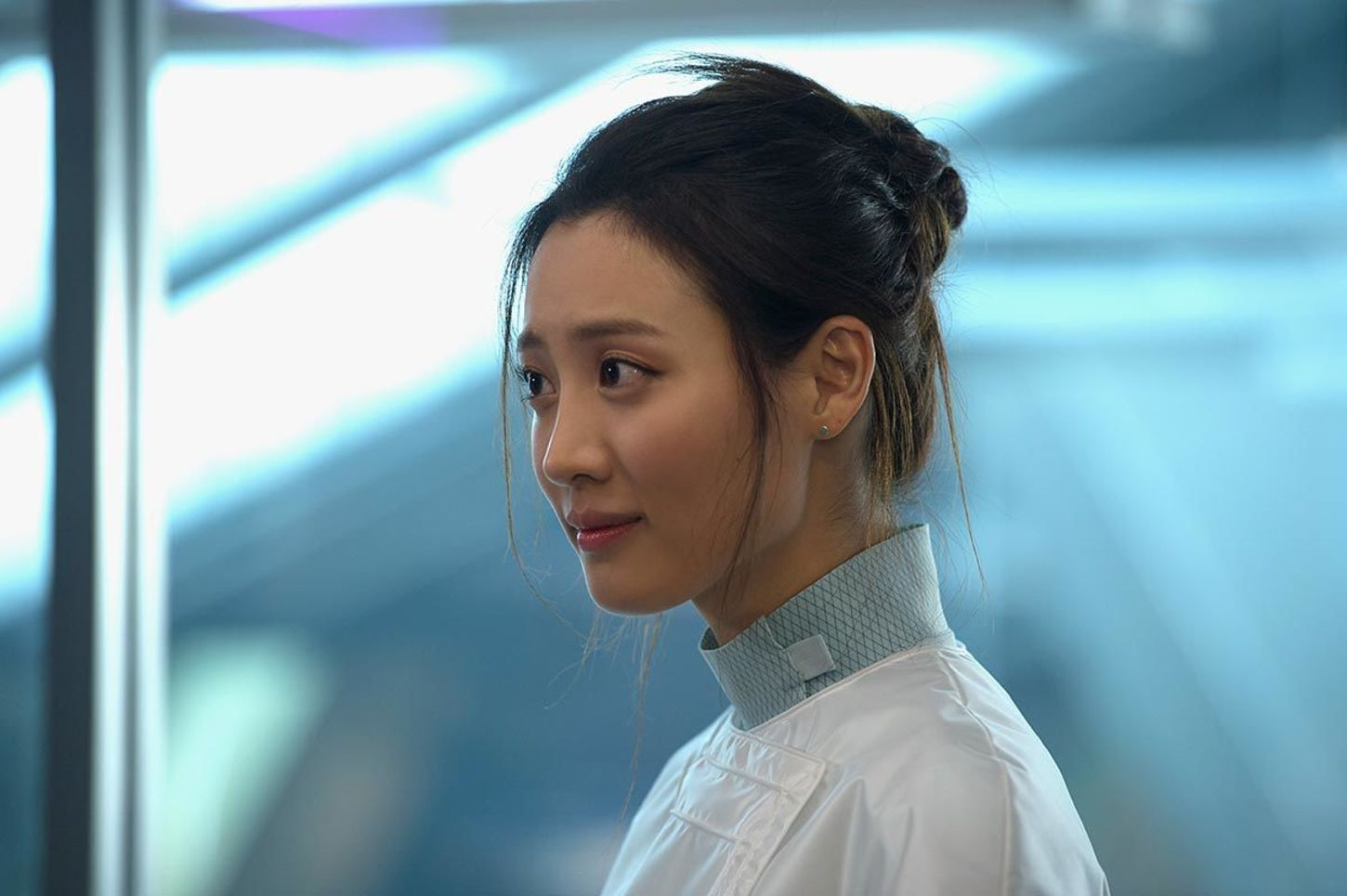 Dr Cho in 'Avengers: Age of Ultron' is a rare instance of a woman playing a geneticist in an action film. Courtesy Marvel Studios.