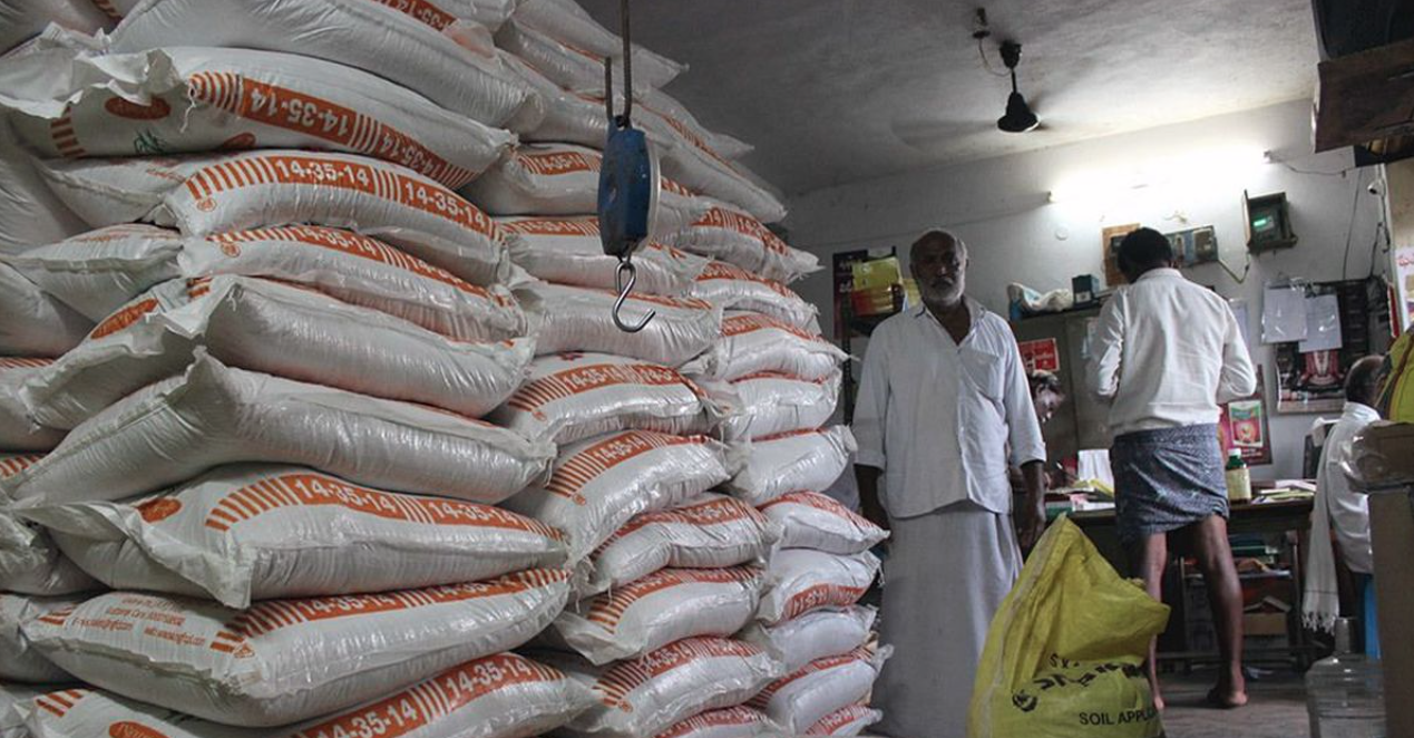 India spends 1% of its GDP on fertiliser subsidies. (Credit: Kumar Sambhav Shrivastava)
