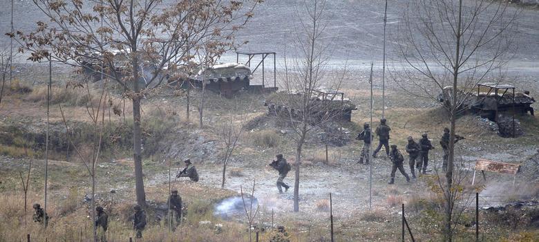 India-Pakistan: War of words over ceasfire violations