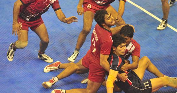 Koreans and kabaddi? New league attempts to internationalise South Asian sport
