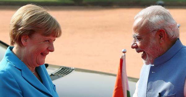 Modi begins four-nation tour, looks to boost India's presence amid global power shifts