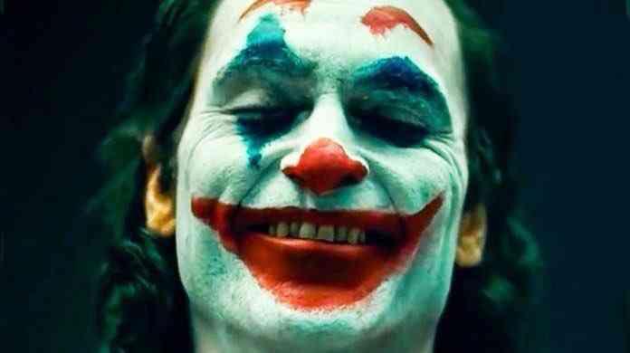 Joaquin Phoenix as the Joker. Courtesy Warner Bros.