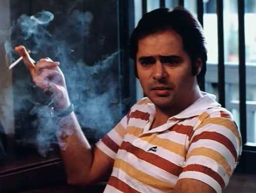 Farooque Shaikh as Vasudev in Katha (1982).