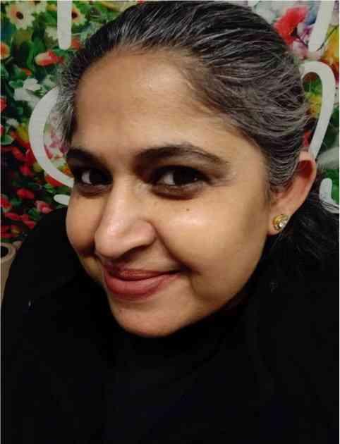 Anjali Bhushan.