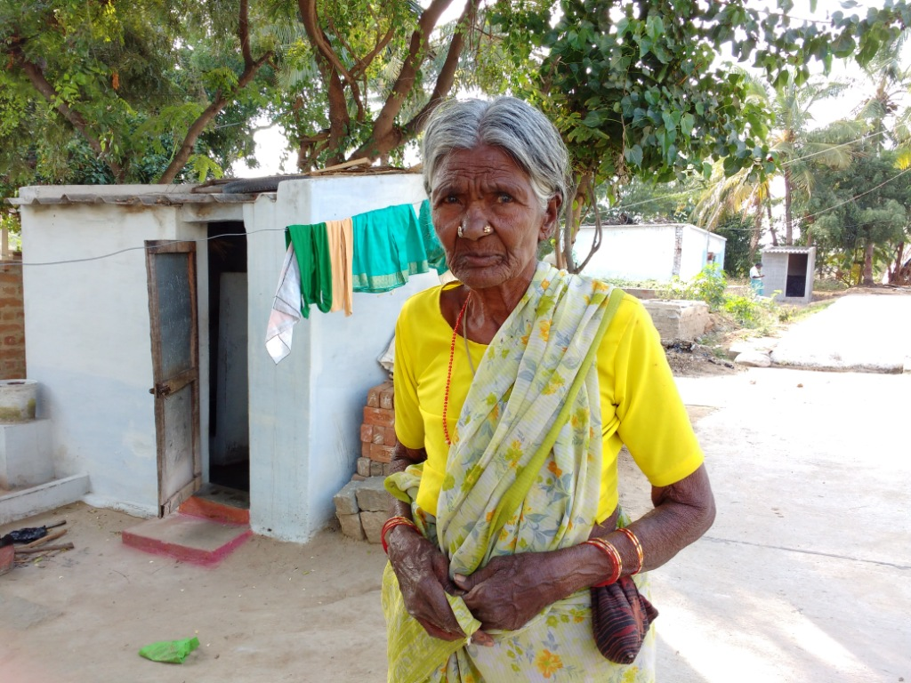 Pappamma must wait for her new pension account to be created before she can access her money.
