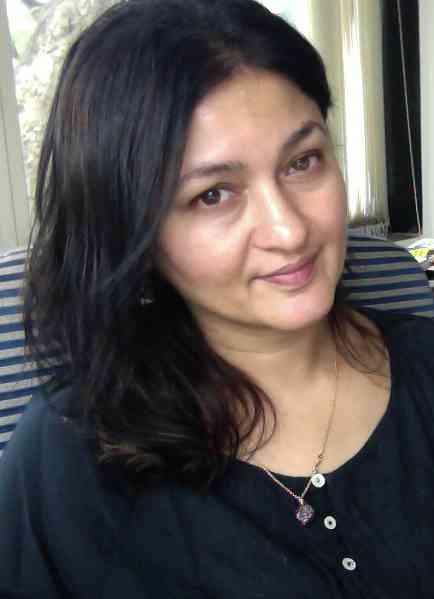 Shilpa Ranade.
