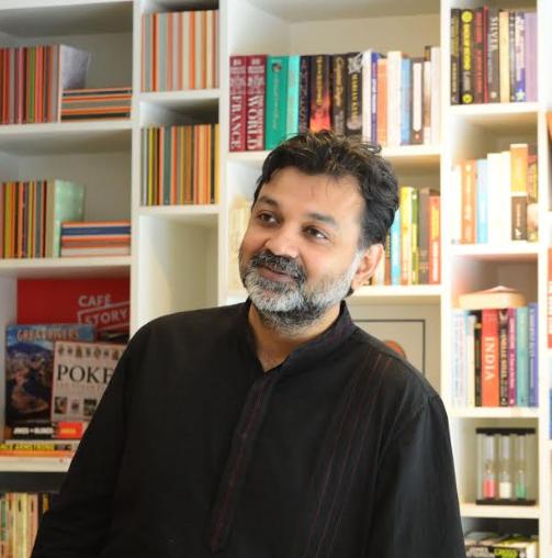 Srijit Mukherji.