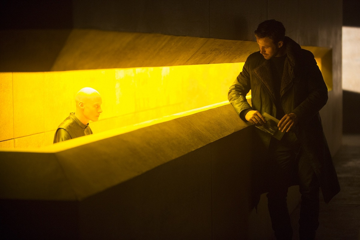 Blade Runner 2049. Image credit: Alcon Entertainment.