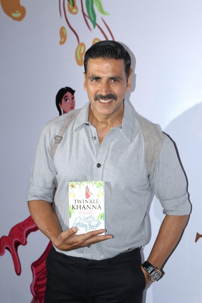 How Twinkle Khanna Is Stirring Up Indias Publishing World And