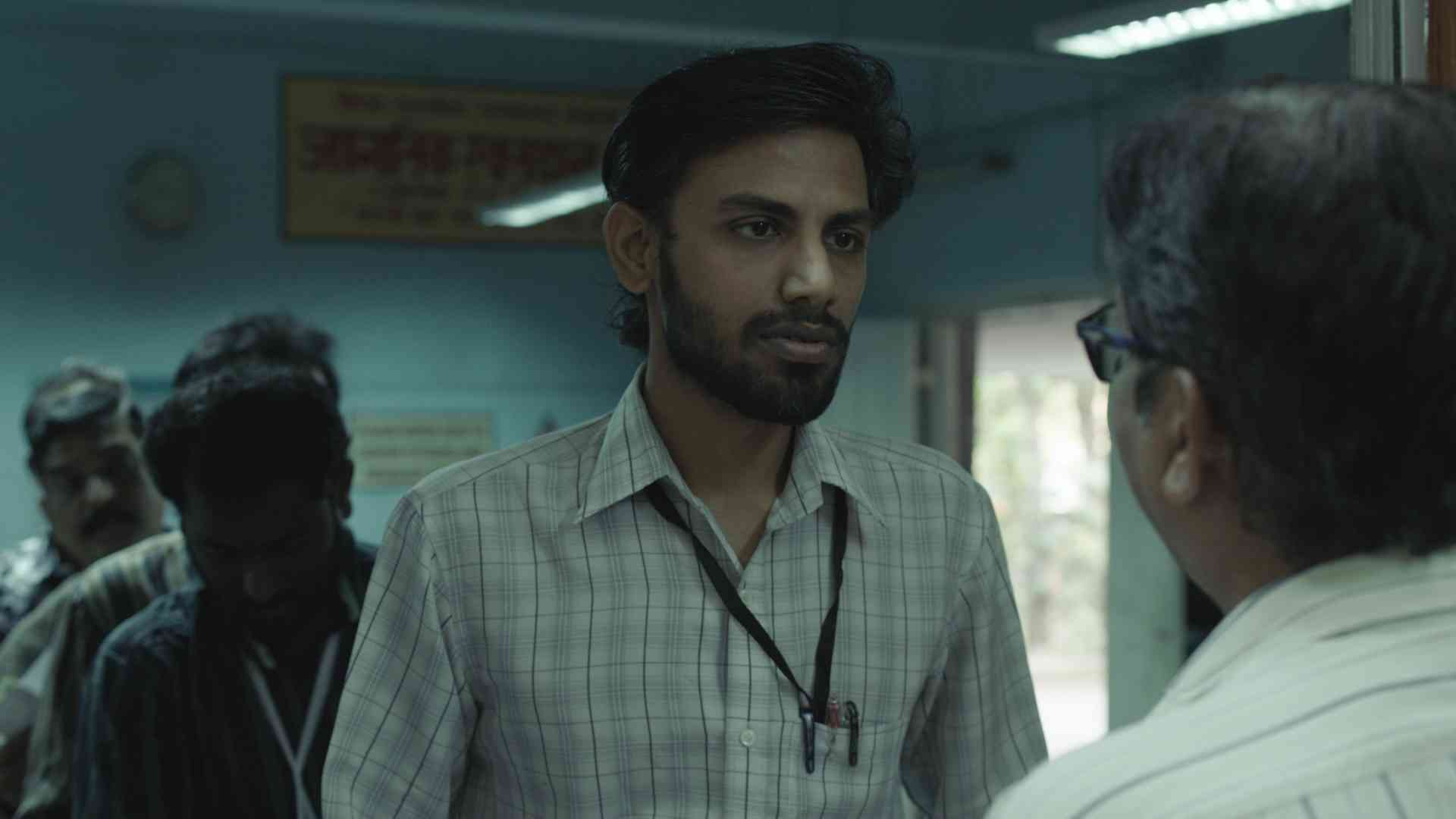 Biswa Kalyan Rath in Laakhon Mein Ek season two. Courtesy Amazon Prime Video.