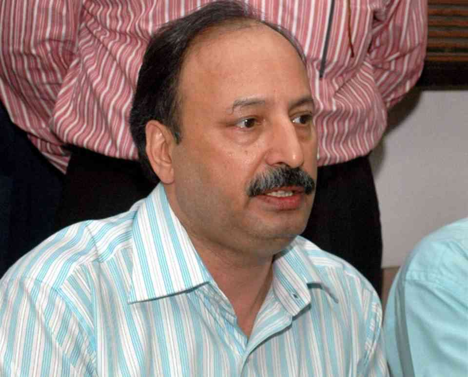 Hemant Karkare was killed during the 26/11 terror attacks on Mumbai. Credit: PTI