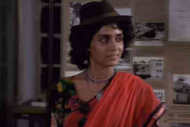 Arundhati Roy in In Which Annie Gives It Those Ones (1989).