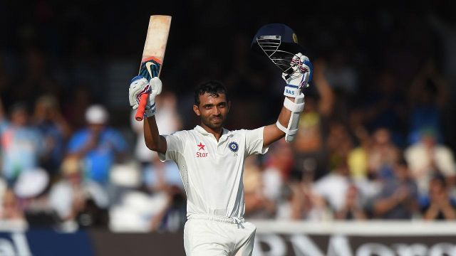 अजिंक्य रहाणे को विदेशी धरती खूब रास आती है. वर्तमान भारतीय टीम में वे इकलौते ऐसे खिलाड़ी हैं जिसने ऐतिहासिक लॉर्ड्स के मैदान पर शतक लगाया है