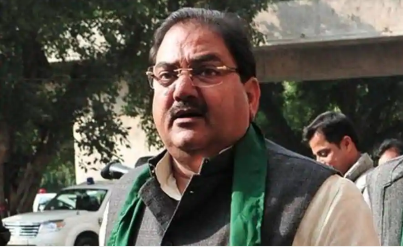 Abhay Chautala will in all likelihood be the Indian National Lok Dal's chief ministerial candidate for the 2019 Assembly elections. (Credit: HT)