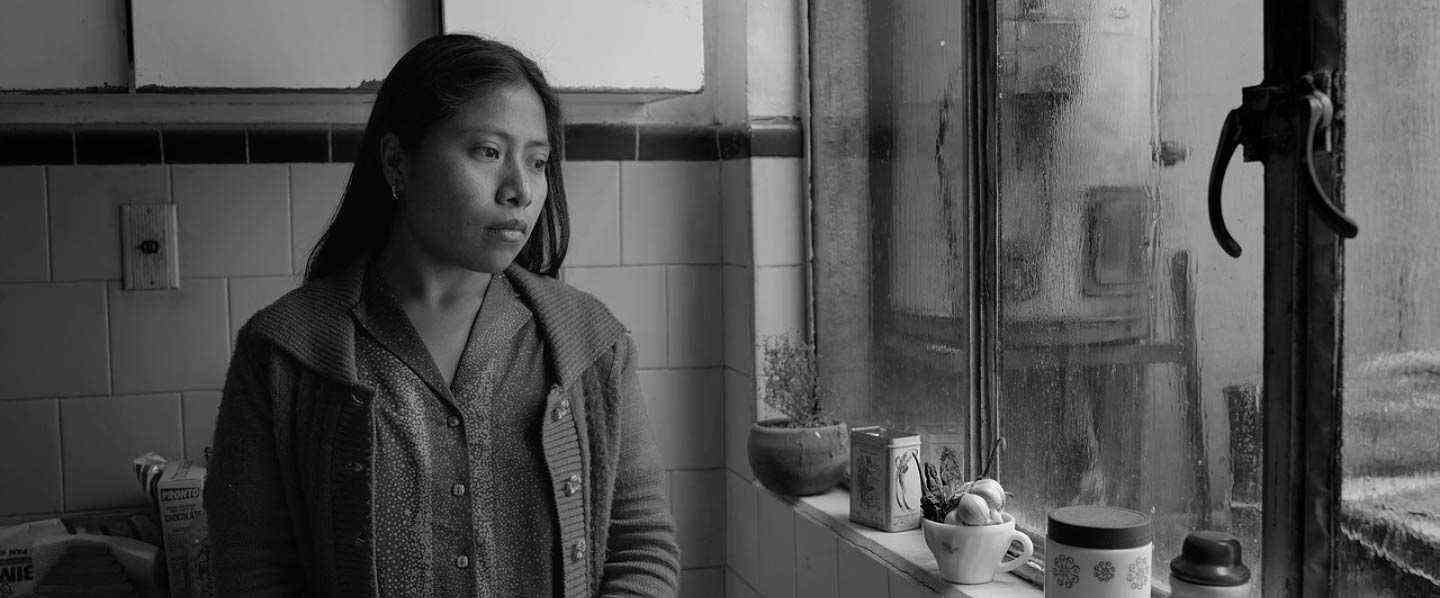 A still from Roma. Credit: Netflix
