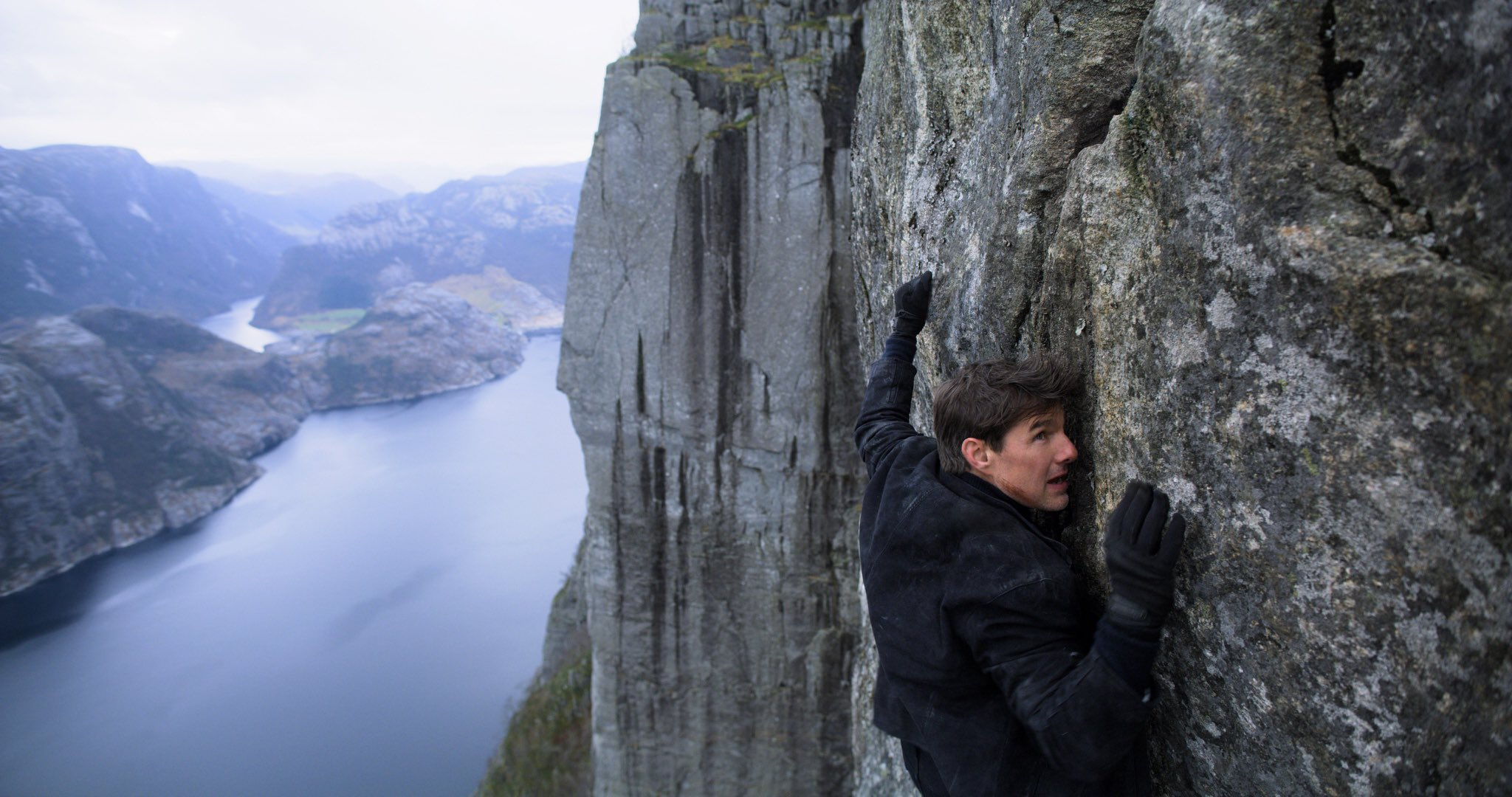 Mission: Impossible Fallout (2018). Courtesy Paramount Pictures.