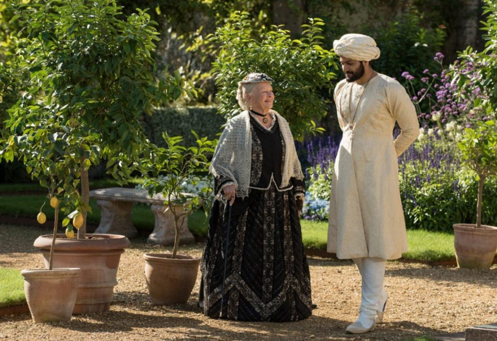The premise of the movie 'Victoria and Abdul' was predicated on an untrue piece of history. Photo credit: Focus Features