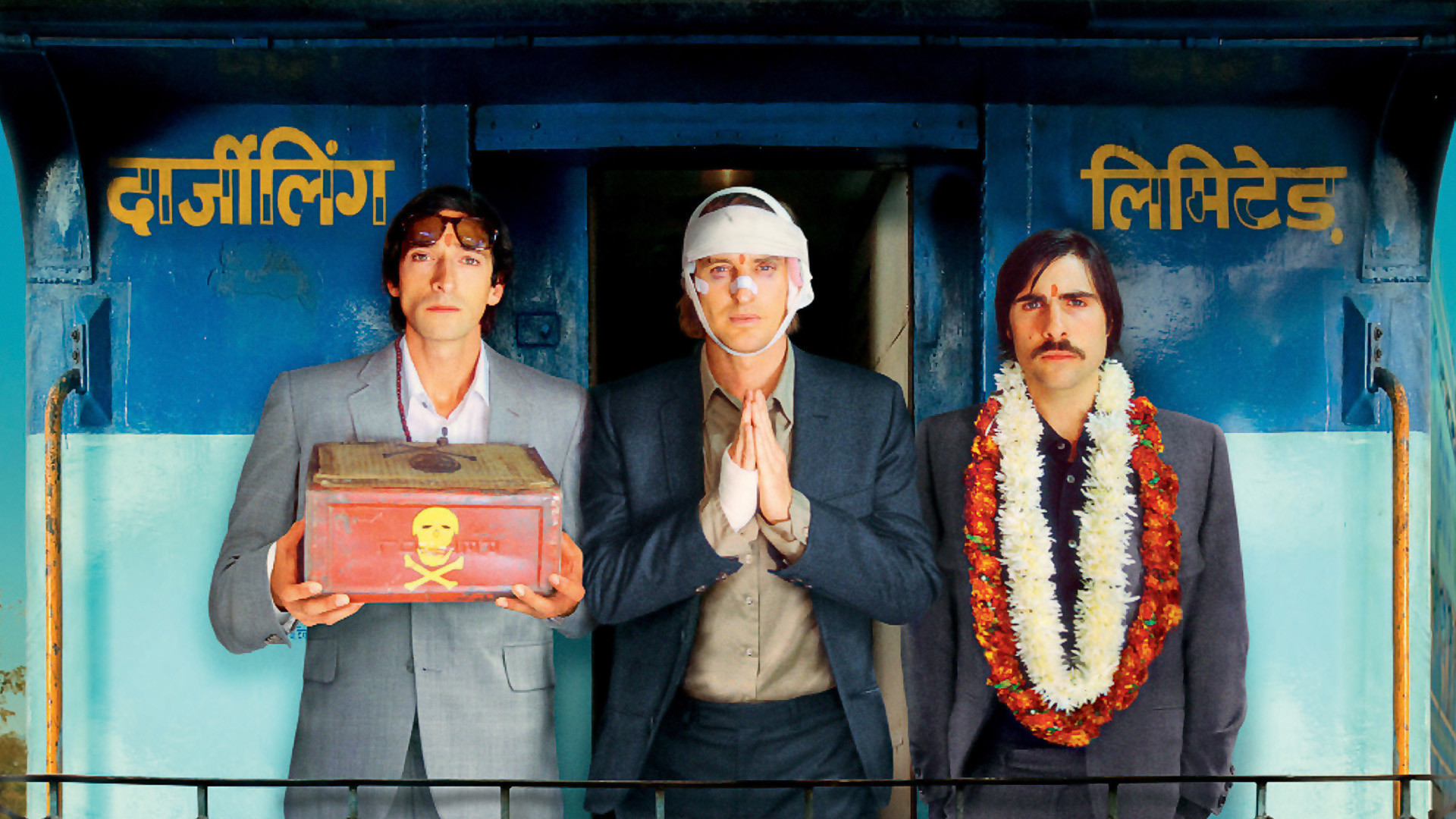 The Darjeeling Limited. Photo credit: Fox Light Search/YouTube