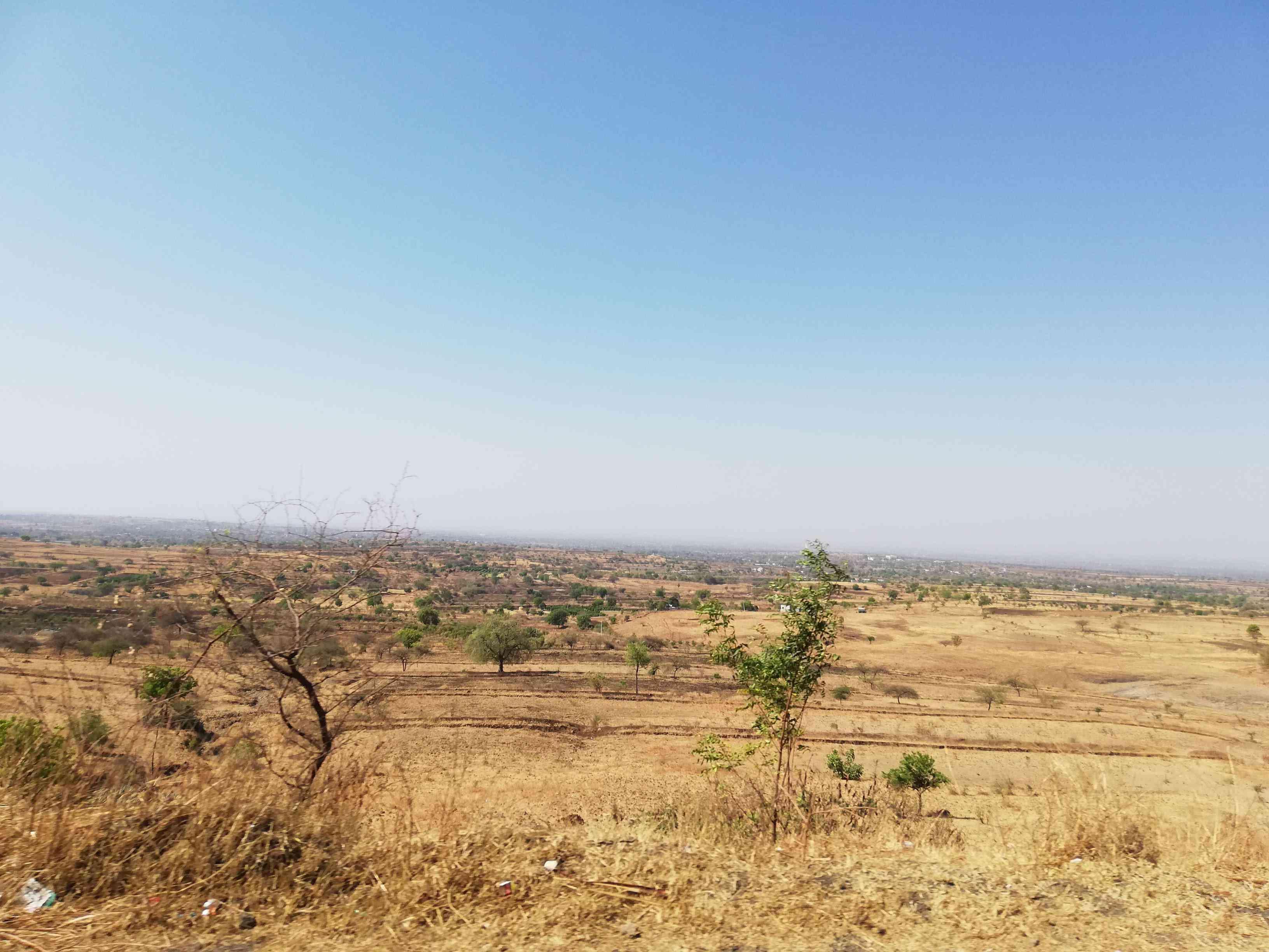 Ahmednagar is in the grip of a drought. (Photo credit: Mridula Chari).