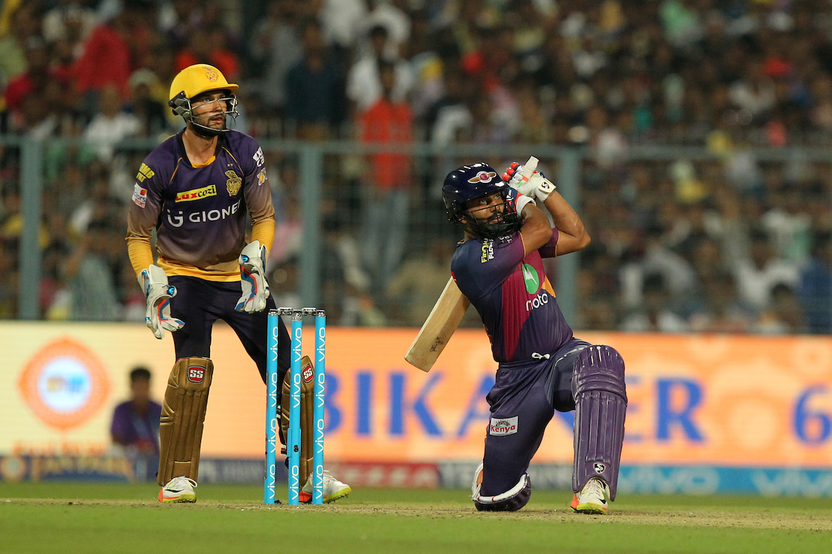 Rahul Tripathi was one of the breakthrough stars of IPL 10 (Image credit: Prashant Bhoot/Sportzpics/IPL)