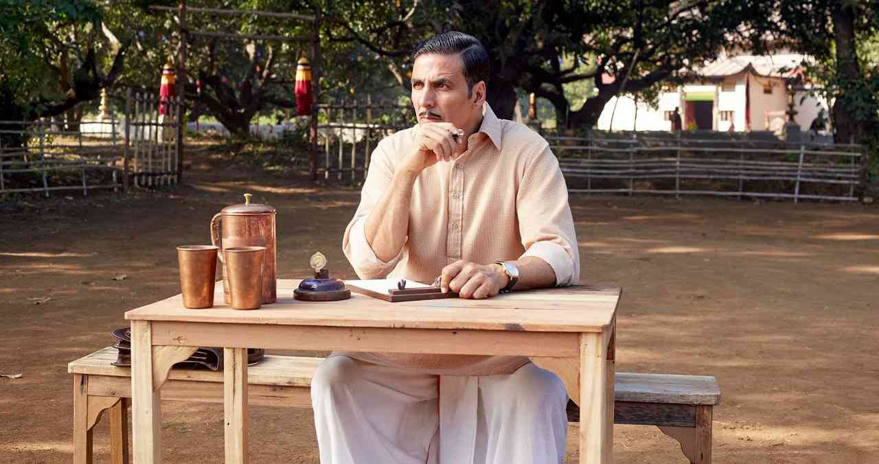 Akshay Kumar in Gold. Credit: Excel Entertainment.