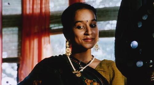 Tillotama Shome in Monsoon Wedding (2001). Courtesy Mirabai Films.