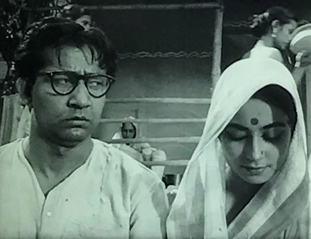 'Bagalar Bangadarshan'. Courtesy National Film Archive of India.