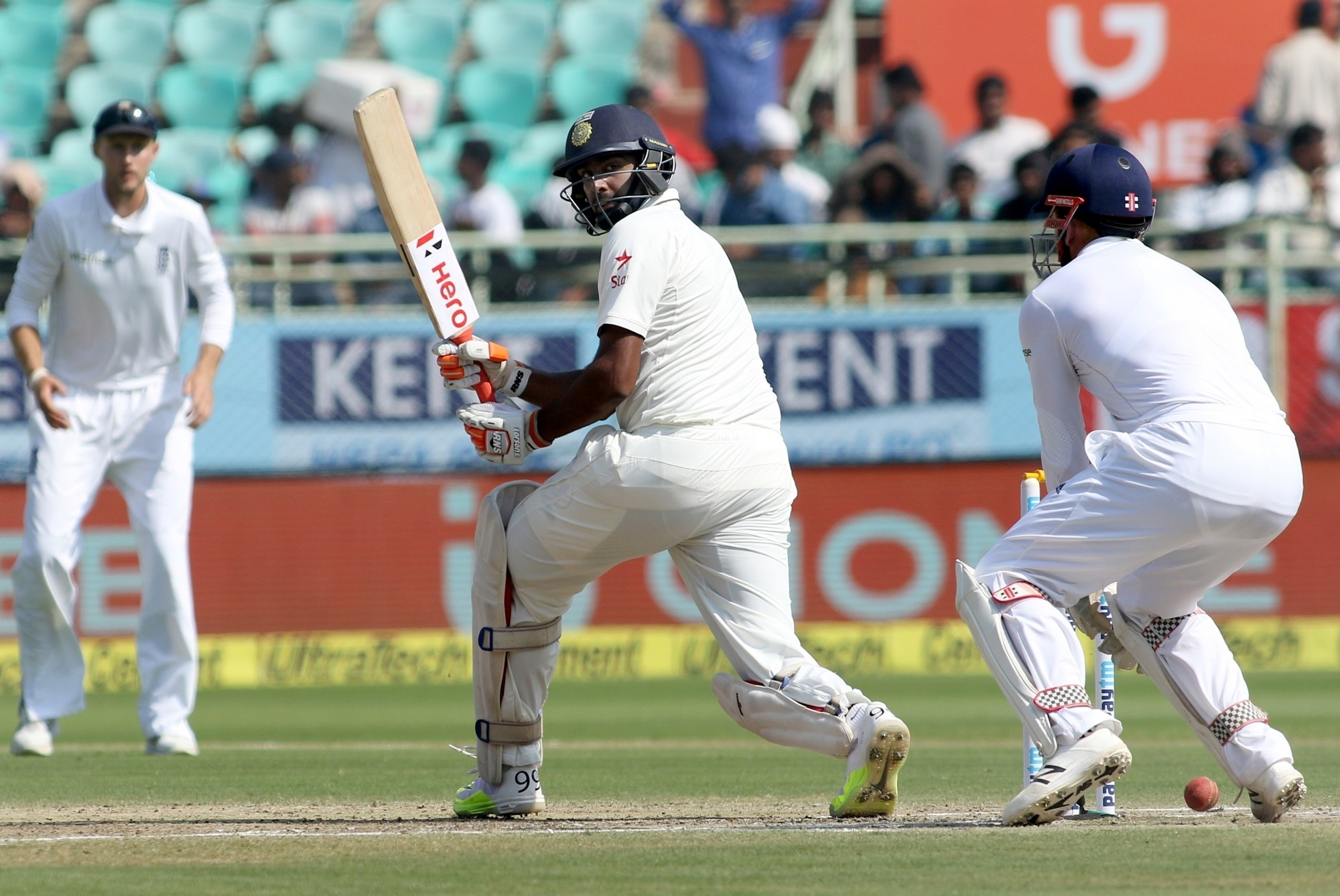 It was also the year when R Ashwin, the all-rounder, was born (Image credit: IANS)