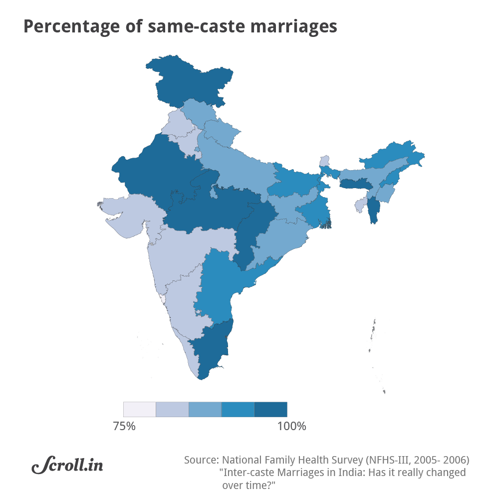India: Same-caste marriages persisted for thousands of years