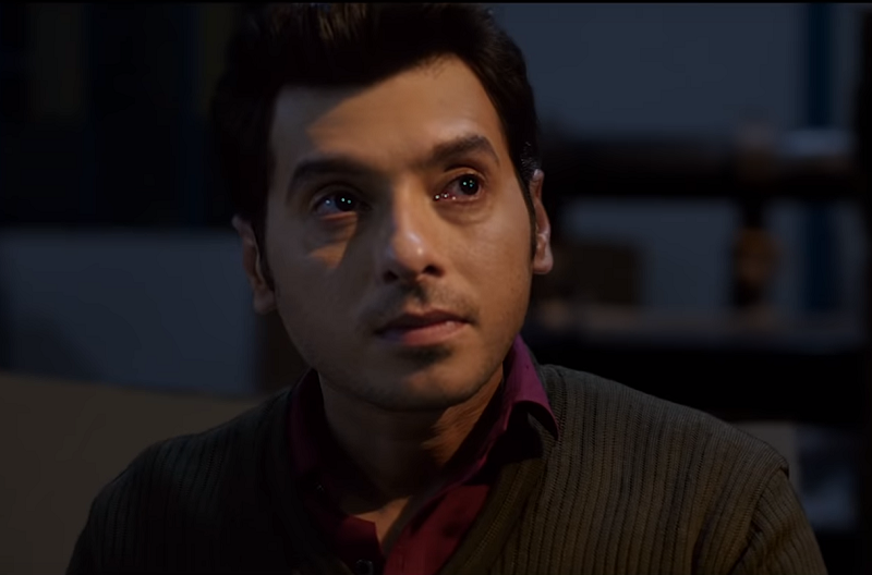 Divyendu Sharma in Batti Gul Meter Chalu (2018). Courtesy T-Series.