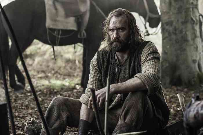 Sandor Clegane (Rory McCann). Courtesy HBO.