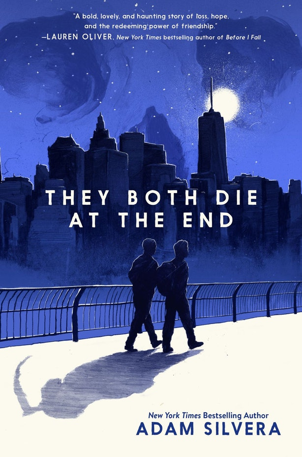 They Both Die at the End. (Harper Collins)