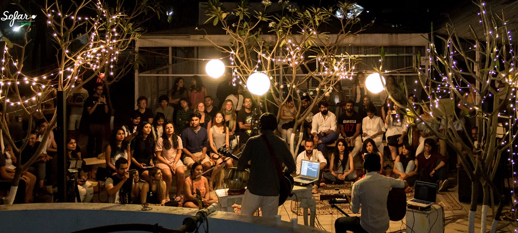 Jaagar. Credit: Aarish Bhathena (The Creative Collective). Courtesy: Sofar Sounds